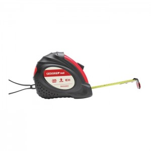 GEDORE-RED Tape measure l.3m tape-w.19mm class.II (3301427)