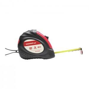 GEDORE-RED Tape measure l.8m tape-w.25mm class.II (3301429)
