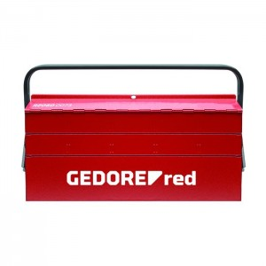 GEDORE-RED Tool box 5 compartments 535x260x210mm (3301658)