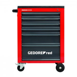 GEDORE-RED Tool trolley MECHANIC 6draw. 910x628x418 (3301663)