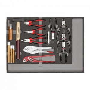 GEDORE-RED Tool set pliers+strik.tools CT 29pcs (3301682)