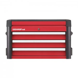 GEDORE-RED Tool chest WINGMAN 3draw. 446x724x470 (3301696)