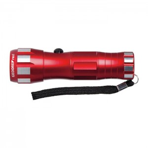 GEDORE-RED Torch light 1xLED range 25-30m 3xAAA alu (3301755)