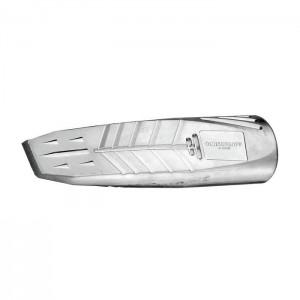 Ochsenkopf Twisted aluminium splitting wedge oval (2598558)