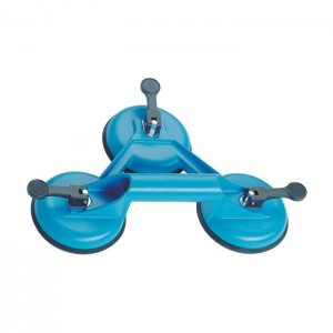 GEDORE Suction cup lifter with 3 cups, d 120 mm (6390790)
