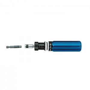 "GEDORE Torque screwdriver S 1/4"" 4-9 Nm (7718210)"