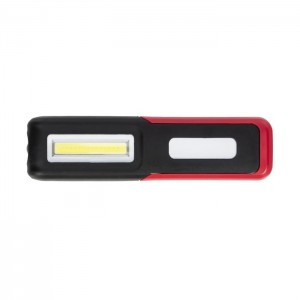 GEDORE Working lamp 2x 3W LED rech.battery USB magnet (3300002)