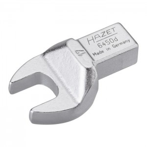 HAZET Insert open-end wrench 6450d, size 13 - 41 mm