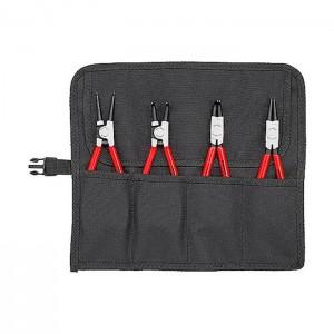 KNIPEX 00 19 56 Circlip pliers set, 4pcs.