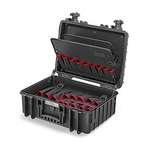 """KNIPEX 00 21 35 LE Tool Case """"Robust23"""" empty"""