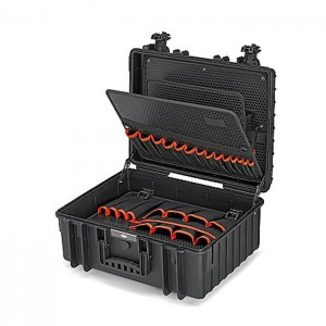 """KNIPEX 00 21 36 LE Tool Case """"Robust34"""" empty"""