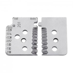 1 set of spare blades for 12 12 02
