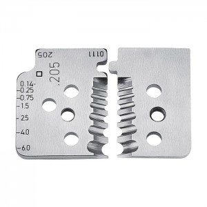 1 set of spare blades for 12 12 06