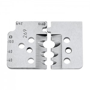 KNIPEX 12 19 12 1 set of spare blades for 12 12 12