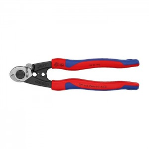 KNIPEX Wire rope cutter 95 62, 190 mm