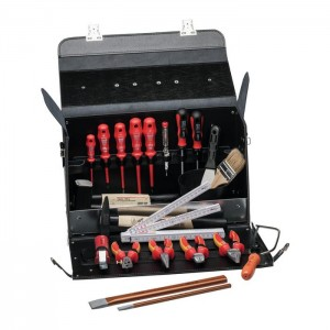 NWS 321-23 - Electricans Tool Case 24 pcs.