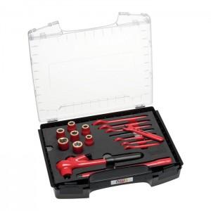 NWS 337-16 - Tool Box Sortimo I-BOXX 1000V, 17 pcs.