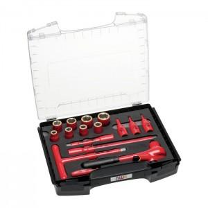 NWS 337-17 - Tool Box Sortimo I-BOXX 1000V, 17 pcs.