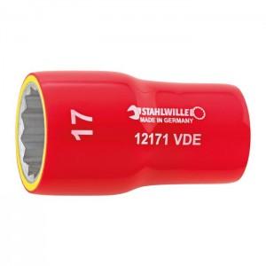 "Stahlwille VDE SOCKET 3/8"" 12171 VDE 12"