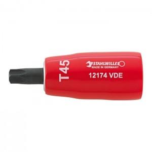 "Stahlwille VDE SOCKET 3/8"" 12174 VDE T25"