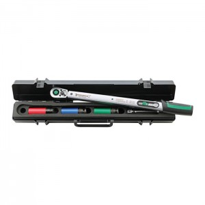 Stahlwille TORQUE WRENCH SET (WIH CUT OUT) 721QR/20/3/1 QUICK