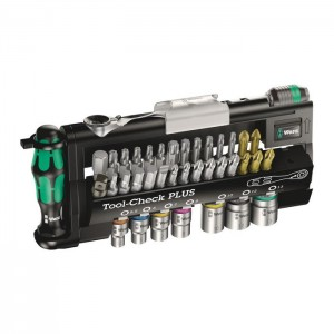 Wera Tool-Check PLUS, 39 pieces (05056490001)