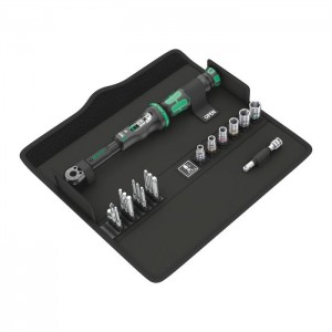Wera Click-Torque A 6 Set 1, 18 pieces (05130110001)