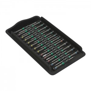 Wera Kraftform Micro Big Pack 1 Screwdriver set for electronic applications, 25 pieces (05134000001)