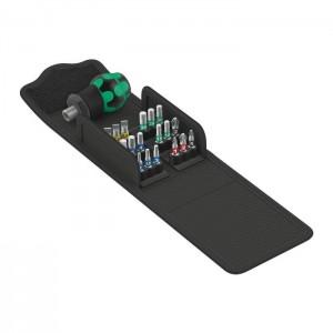 Wera 05057471001 Kraftform Kompakt Stubby 1, 19pcs.