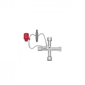 Wiha Switch cabinet key cross shape (36114)