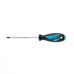 WITTE Elektriker-Schraubendreher 53020 MAXX, Gr. 0.5 x 3.0 x 75.0 - 1.0 x 5.5 x 300.0 mm