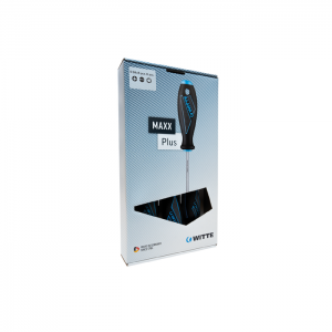 WITTE 66383 MAXX Plus Screwdriver set, 6pcs.