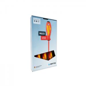 WITTE 653746 MAXX VDE Screwdriver set, 7pcs.