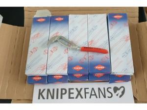 KNIPEX 24 01 33 Bottle opener, 125mm