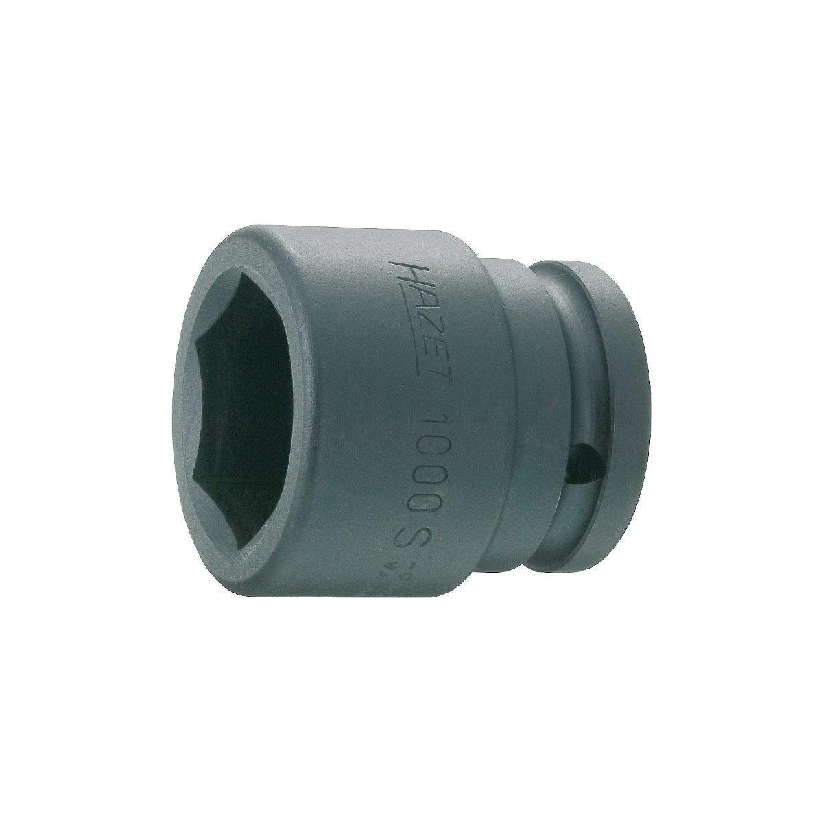 HAZET Impact 6point socket 1000S, size 19 - 36 mm