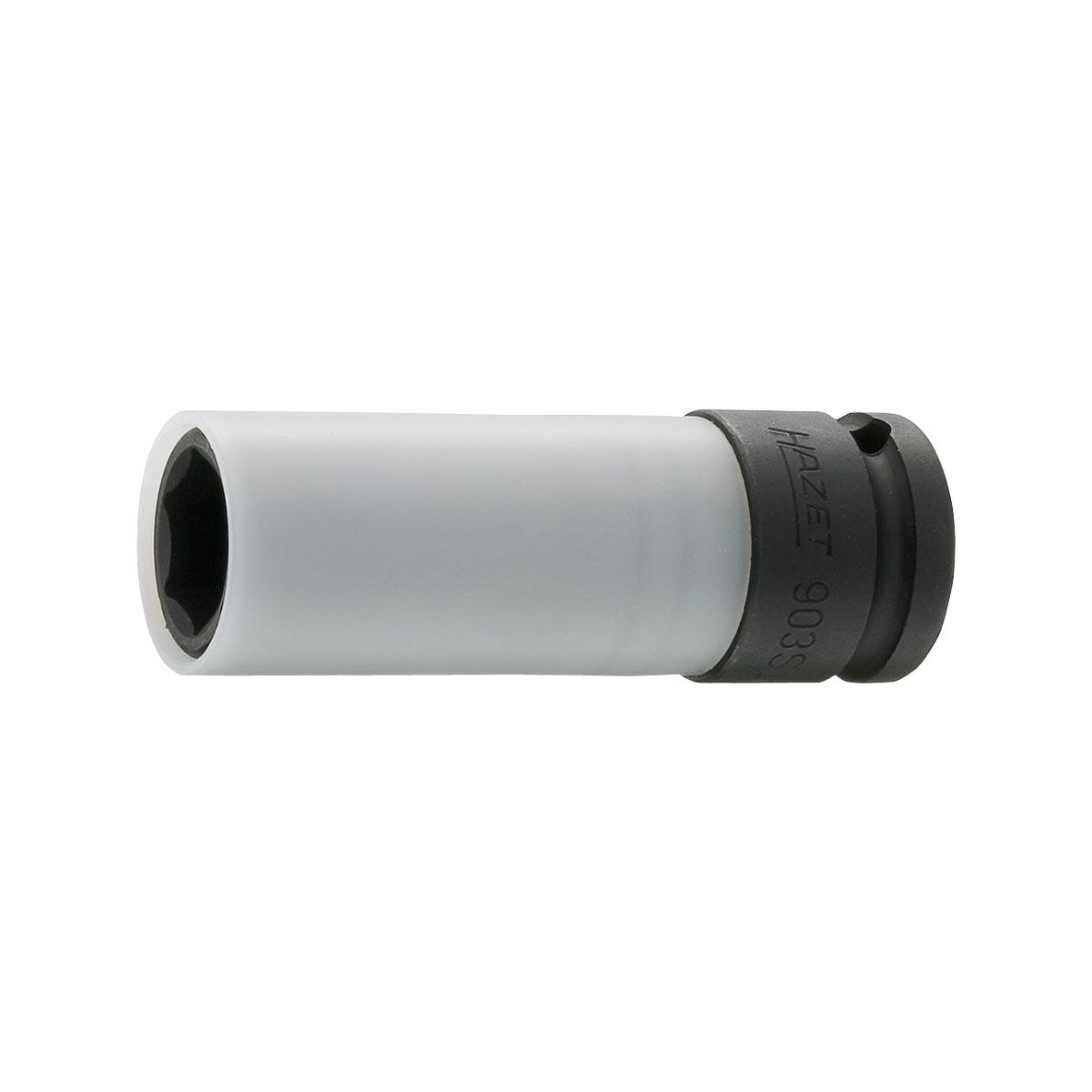 HAZET 903SLg-15 Impact 6point socket, size 15 mm
