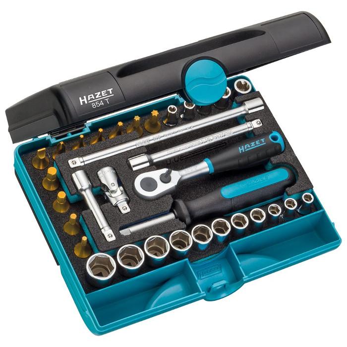 HAZET 854T Socket set, 33pcs.
