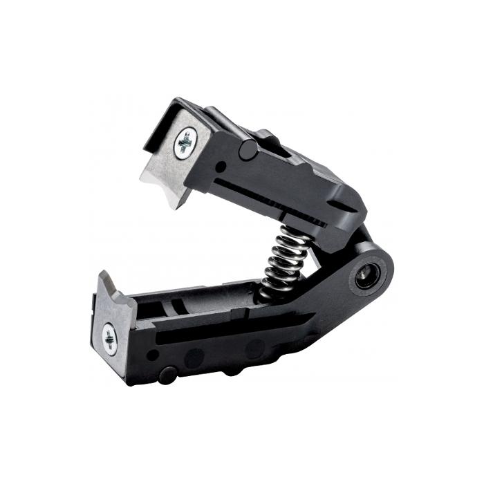 KNIPEX 12 49 31 Spare blades block for 12 52 195 PreciStrip16