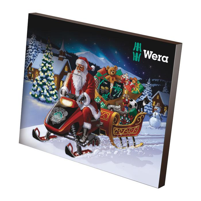 Wera 05136600001 Advent calendar 2019