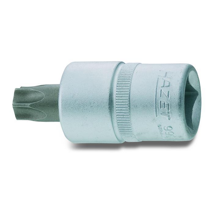 HAZET 992-T50 TORX®-Screwdriver socket, size T50 Old Version