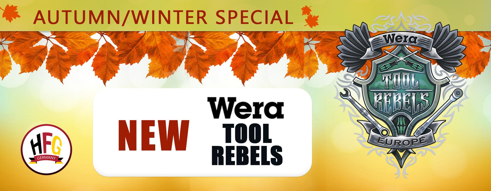 Wera Special Autumn/Winter 2020/2021