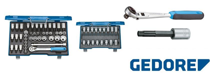 Sockets and Screwdriver sockets, Socket sets