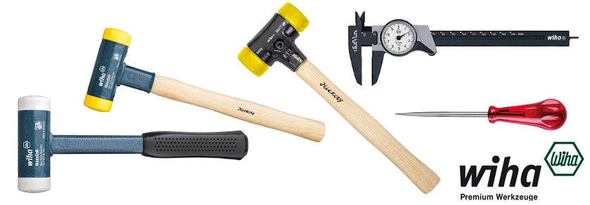 Hammer and chisel, Measurement tools